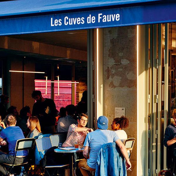 Fauve Bière, restaurant